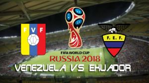 2 venezuela vs Ekuador