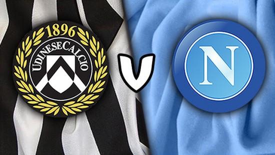 Prediksi Bola Napoli vs Udinese 9 November 2015
