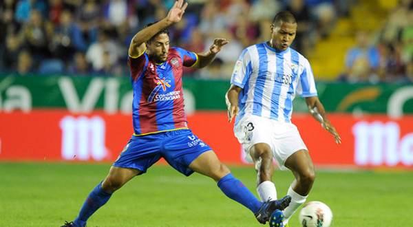 Prediksi Bola Levante vs Malaga 30 Desember 2015