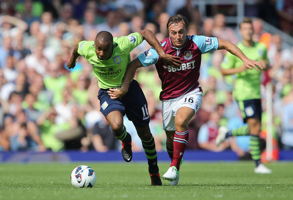 Prediksi Bola Aston Villa vs West Ham United 26 Desember 2015