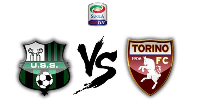 Prediksi Bola Sassuolo vs Torino 13 Desember 2015