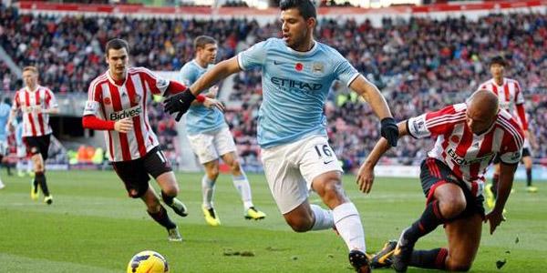 Prediksi Bola Manchester City vs Sunderland 26 Desember 2015
