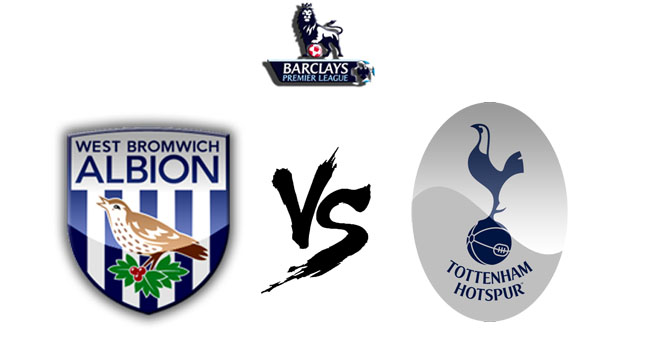 Ver en vivo West Bromwich vs Tottenham 15/10/2016