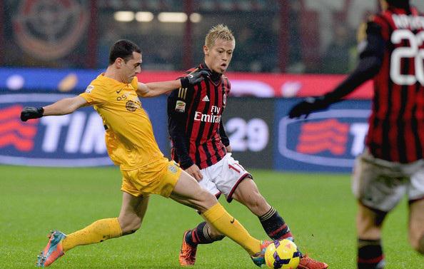 Prediksi Bola AC Milan vs Hellas Verona 13 Desember 2015