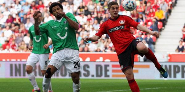 Prediksi Bola Bayer Leverkusen vs Hannover 96 30 Januari 2016
