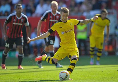 Prediksi Bola Borussia Dortmund vs Ingolstadt 30 Januari 2016