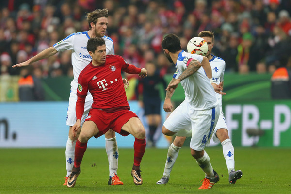 Prediksi Bola Bayern Munchen vs Darmstadt 98 20 Februari 2016