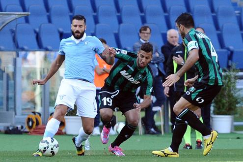 Prediksi Bola Lazio vs Sassuolo 01 Maret 2016