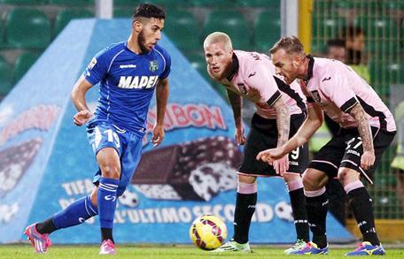 Prediksi Bola Sassuolo vs Palermo7 Februari 2016