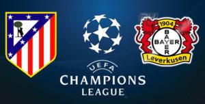 Prediksi Atletico Madrid vs Bayer Leverkusen 16 Maret 2017 ALEXABET