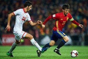 Prediksi Spanyol vs Israel 25 Maret 2017