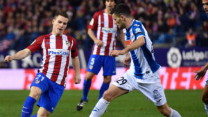 Prediksi Espanyol vs Atletico Madrid 23 April 2017