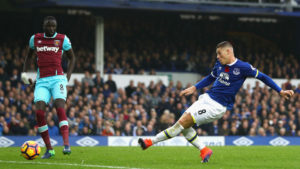 Prediksi West Ham United vs Everton 22 April 2017