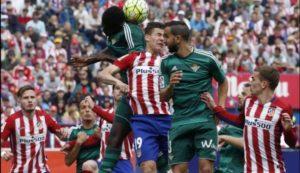 Prediksi Real Betis vs Atletico Madrid 15 Mei 2017