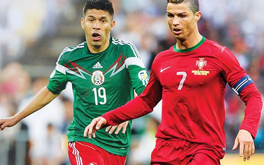 Prediksi Portugal vs Meksiko 18 Juni 2017 ALEXABET