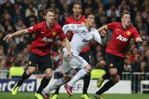 Prediksi Skor Real Madrid vs Manchester United 24 Juli 2017