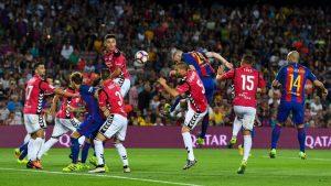 Prediksi Deportivo Alaves vs Barcelona 26 Agustus 2017