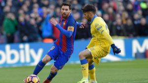Prediksi Barcelona vs Las Palmas 1 Oktober 2017