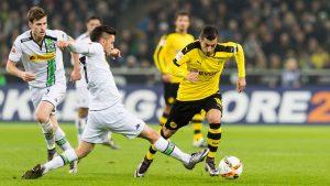 Prediksi Borussia Dortmund vs Borussia M'gladbach 23 September 2017
