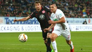 Prediksi Eintracht Frankfurt vs Augsburg 16 September 2017