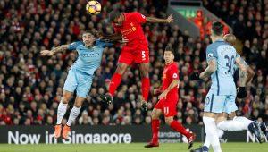 Prediksi Manchester City vs Liverpool 9 September 2017