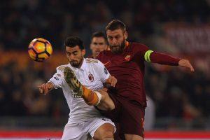 Prediksi Milan vs Roma 1 Oktober 2017