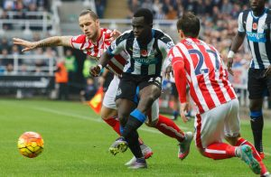 Prediksi Newcastle United vs Stoke City 16 September 2017