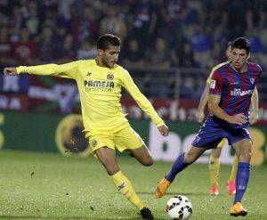 Prediksi Villarreal vs Eibar 1 Oktober 2017