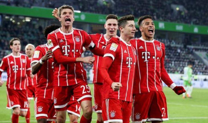 Prediksi Bayern Munchen vs Hoffenheim 25 Agustus 2018 Alexabet
